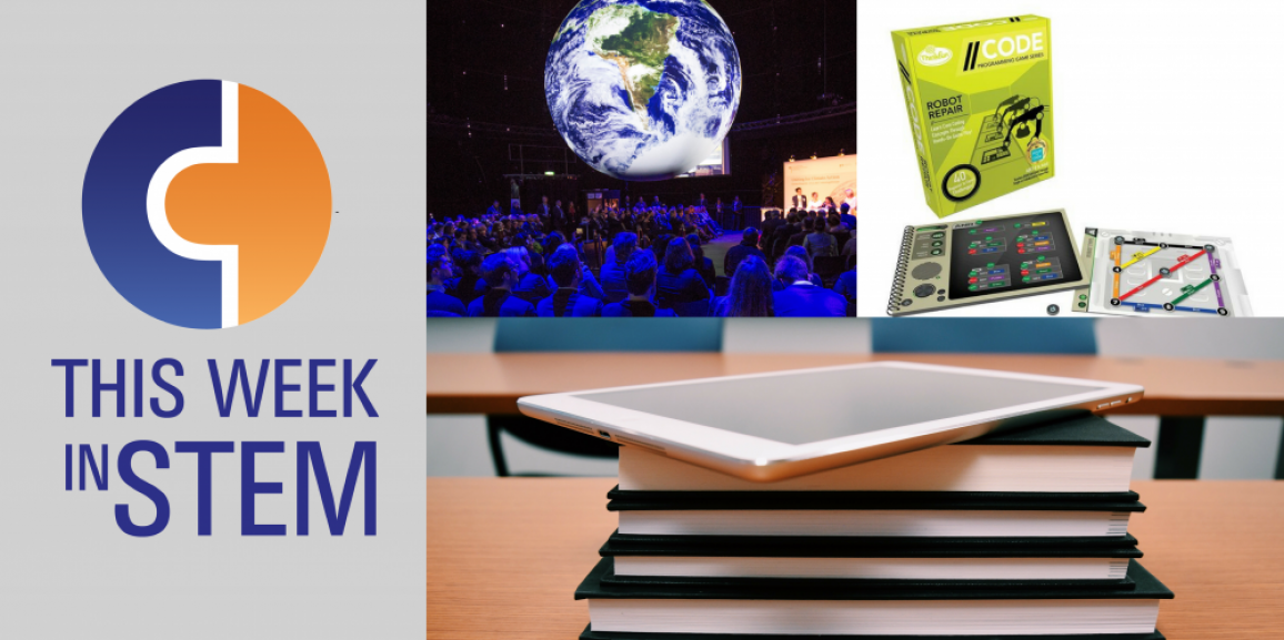 This Week in STEM: STEM Gifts and DIY Microwave Science