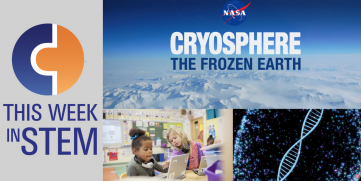 This Week in STEM: Math Positive Classrooms and Climate Change Research