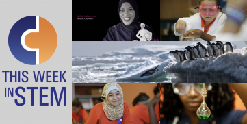 This Week in STEM: Celebrating Women and Secret Penguins