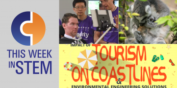 This Week in STEM: Making a Difference through Zooology, Technology, and Civic Engineering