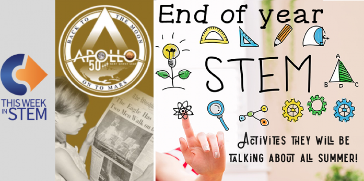 This Week in STEM – May 31, 2019