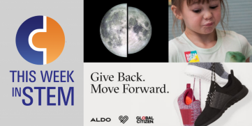 This Week in STEM: Art, Climate Change, and Giving Back for Education