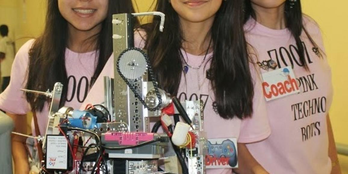 Encouraging Girls to Enter Computer Science