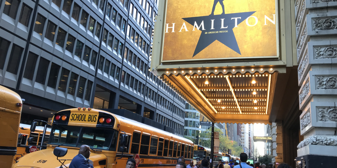 History, Theater, and Hamilton: Concept Students and the Hamilton Experience